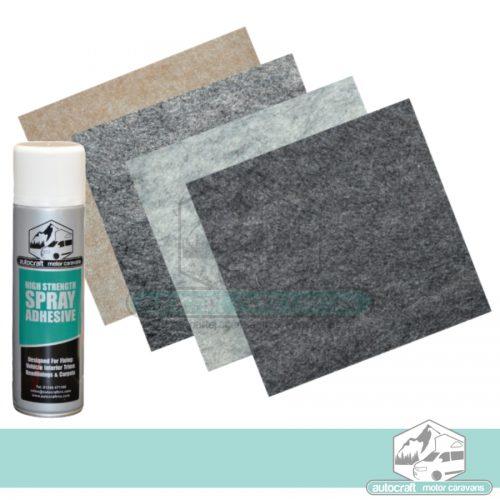 4 Way Stretch, Flooring & Adhesive