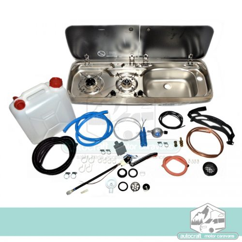 Sink and Hob Combination Kits