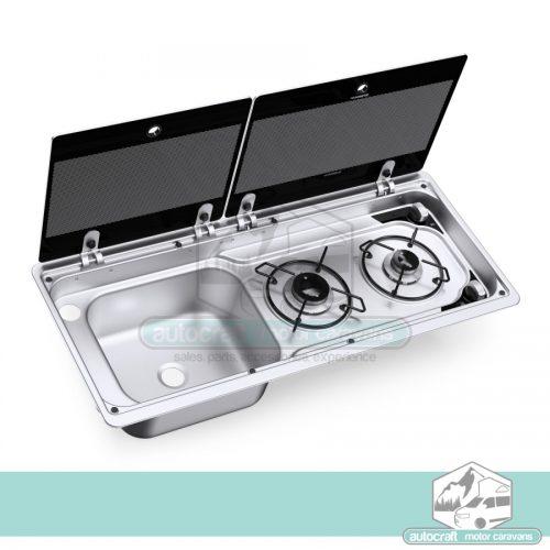 Sink and Hob Combination Individual Units