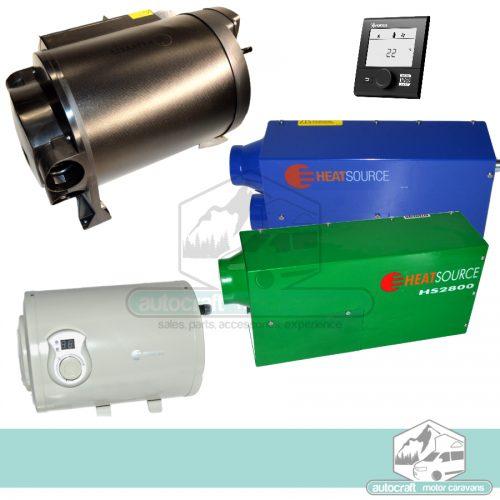 Blow Air Heaters & Water Heaters