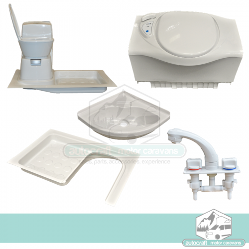 Bathrooms, Toilets & Shower Trays