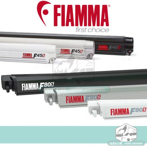 Fiamma Caravanstone Awnings