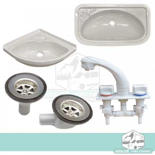 Sinks, Taps and Components