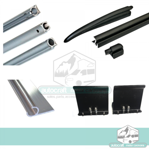 Awning Rails & Accessories