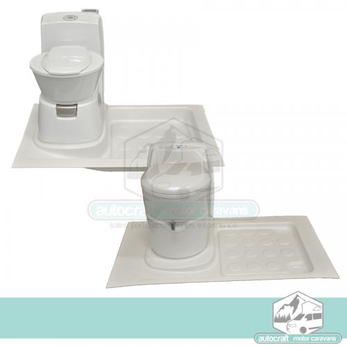 Toilet & Shower Tray Kits